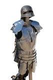 骑士装甲的重建 免版税库存图片