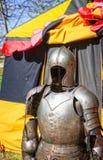 骑士装甲 免版税图库摄影