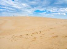 骑师` s里奇国家公园风景  库存图片