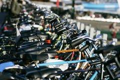 骑自行车我 免版税图库摄影