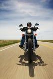 骑自行车旅行 免版税图库摄影