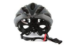 骑自行车的盔甲 免版税库存照片