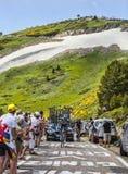 骑自行车者彼得Velits 免版税库存图片