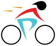 骑自行车者