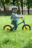 骑自行车首先了解乘驾 库存图片