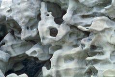 骨头喜欢在幻想峡谷,犹他的岩层 库存照片