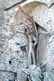 骶骨di圣米谢勒 免版税图库摄影