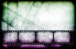 高亮度显示行业电影卷轴 向量例证