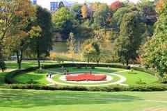 高公园,多伦多 免版税库存照片