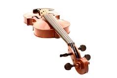 高关键小提琴 免版税库存照片