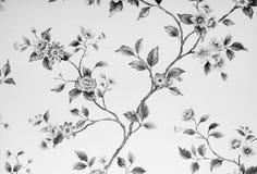 高分辨率古色古香的样式墙纸 免版税库存图片