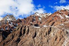 高加索山17 免版税图库摄影