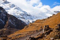 高加索山19 免版税库存图片
