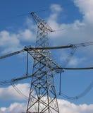 高压电岗位 库存图片