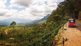 高原中心,斯里兰卡 免版税图库摄影