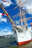 高哥特人的船 库存照片