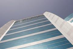 高商业大厦在迪拜 免版税图库摄影