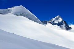高喜马拉雅山 免版税库存照片