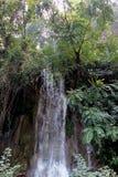 高喜马拉雅瀑布 免版税库存图片