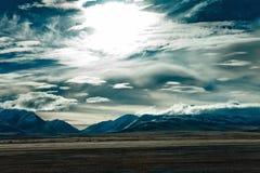 高地风景 免版税库存图片