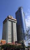 高大厦 免版税库存照片