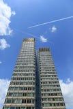 高大厦 免版税库存图片