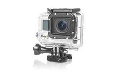 高定义行动照相机 免版税库存图片