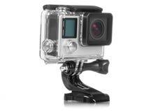 高定义行动照相机 免版税图库摄影