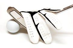 高尔夫球东西 免版税库存图片