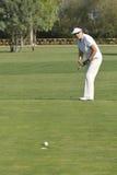高尔夫球体育运动妇女 库存照片