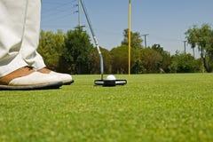 高尔夫球使用 免版税库存照片