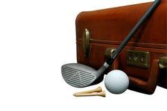 高尔夫球假期 库存图片