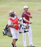 高尔夫球法国公开赛的马丁・凯默尔2015年 免版税库存图片