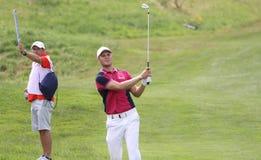 高尔夫球法国公开赛的马丁・凯默尔2015年 库存图片