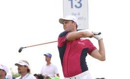 高尔夫球法国公开赛的马丁・凯默尔2015年 库存照片