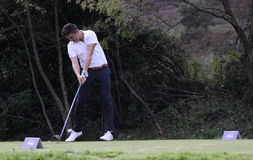 高尔夫球的劳伦斯维拉,掌握13日2013年 库存照片