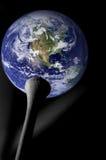 高尔夫球行星 免版税库存照片