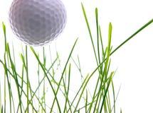 高尔夫球让作用s 免版税图库摄影