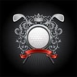 高尔夫球 图库摄影