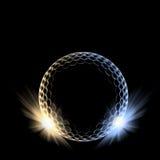 高尔夫球bal 免版税图库摄影