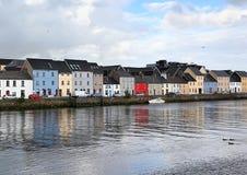 高尔韦爱尔兰 免版税库存图片