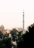 高尖塔在开罗 库存照片