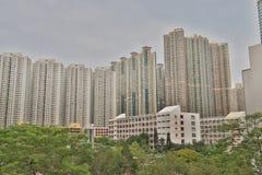 高层公寓,居民住房, TKO 免版税图库摄影