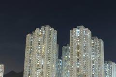 高层公寓,居民住房,tko 免版税库存照片