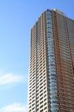高层公寓 免版税库存照片
