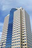 高层办公大楼 免版税图库摄影
