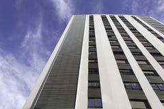 高层建筑在城市 图库摄影