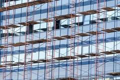 高层玻璃大厦 库存照片