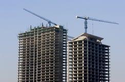 高层建筑物建筑 库存图片