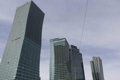 高层建筑物 库存图片